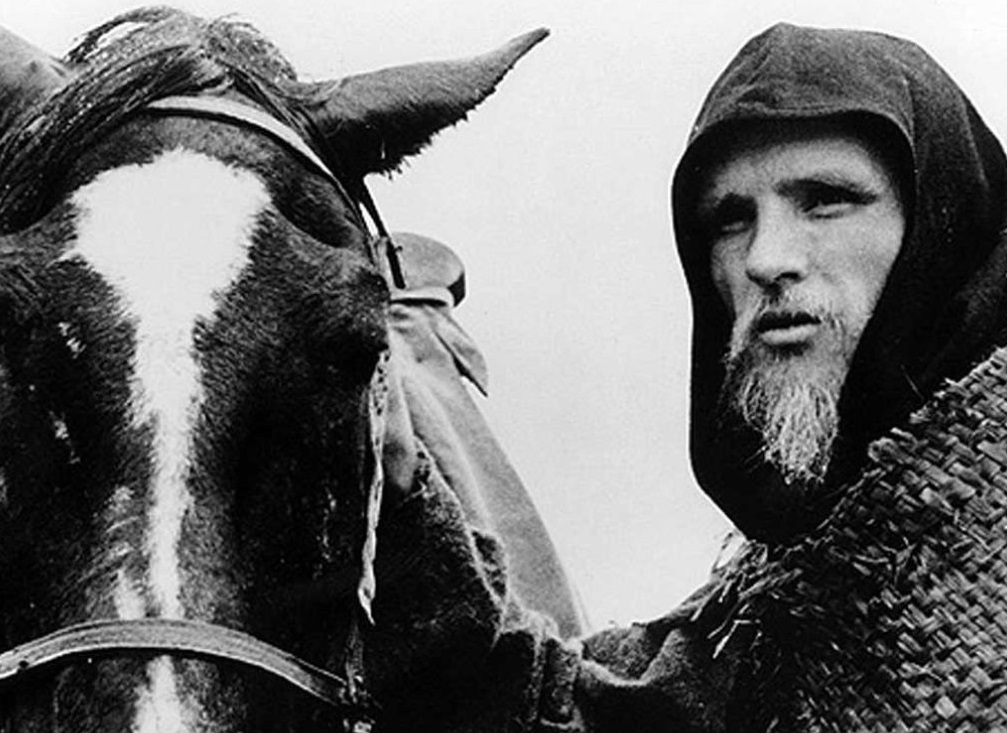 andrei rublev film Andrei rublev (russian: андрей рублёв) is a 1966 soviet biographical historical drama film directed by andrei tarkovsky and co-written with andrei konchalovskythe film is loosely based on.