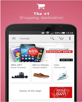 أفضل تطبيقات التسوق على الإنترنت – الجُزء الأول