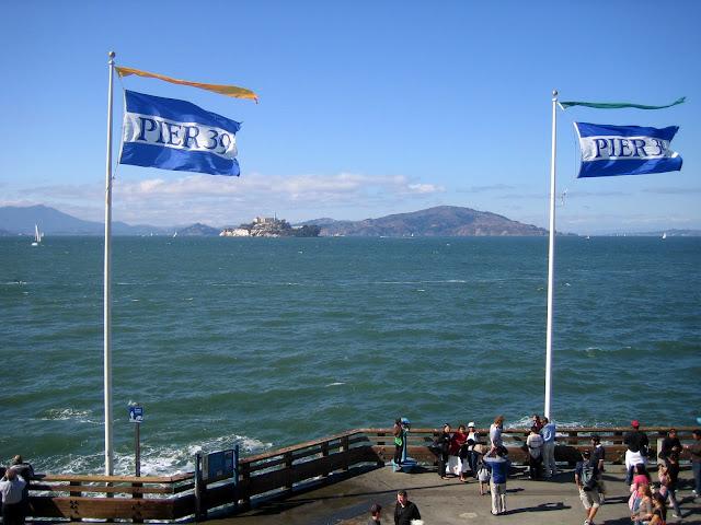San Francisco - Muelle 39 - Pier 39