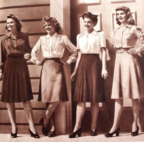 sublime mercies the 70s do the 40s fashion history repeating itself