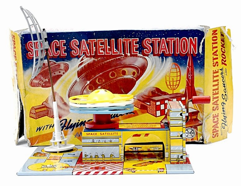 Scale Model News: CLASSIC SPACE COLLECTIBLES: CHOOSE FROM ...