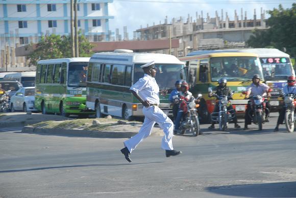 Image result for trafiki akiwa kazini