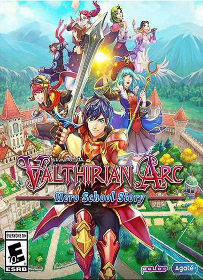 โหลดเกมส์ Valthirian Arc: Hero School Story