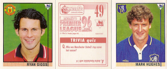 431 Merlin Premier League 96-Eike Immel Manchester City no