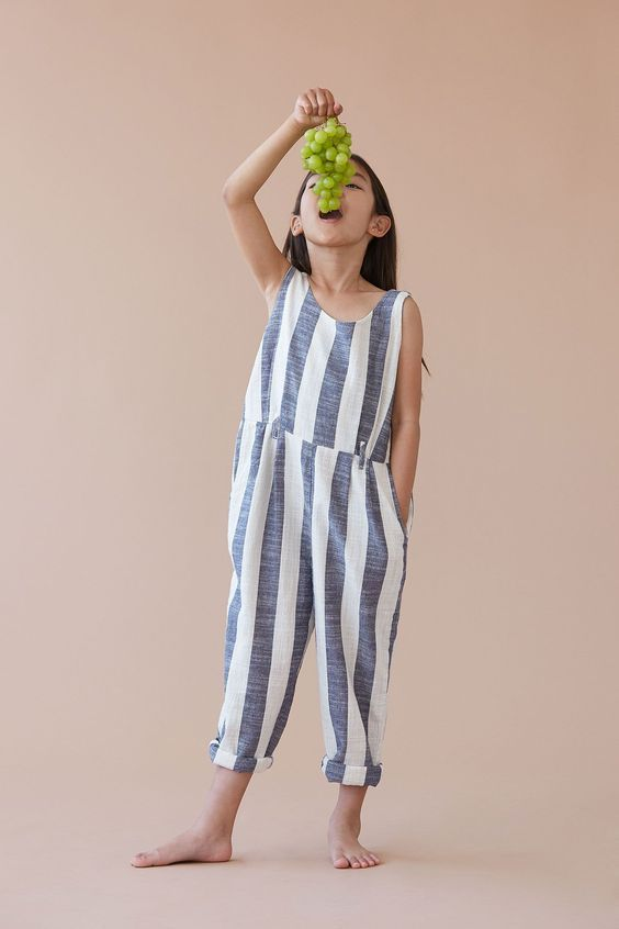 Stripes Jumpsuits Image 23