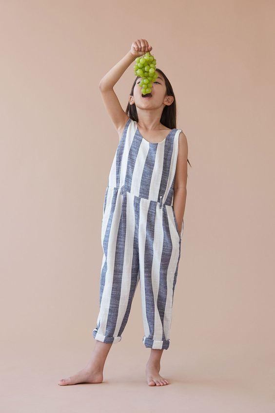 Stripes Jumpsuits Image 23