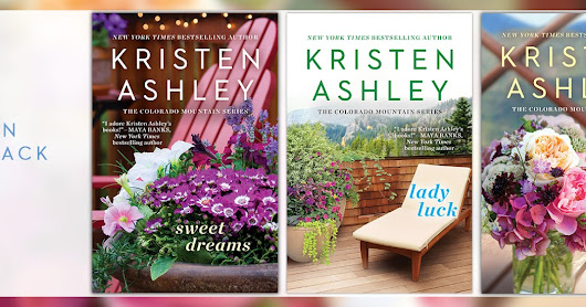 Release Day Blitz: The Gamble, Sweet Dreams, and Lady Luck by Kristen Ashley