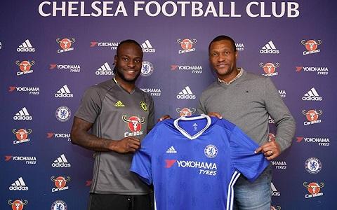Moses sẽ đóng góp cho CLB Stoke thật nhiều thành tích