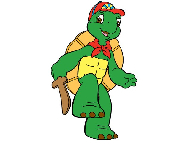 Cartoon Characters: Franklin