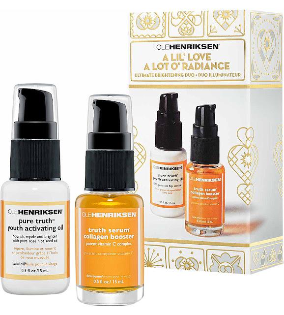 ole henriksen radiance, ole henriksen lil love set, best face oil, best face serum,