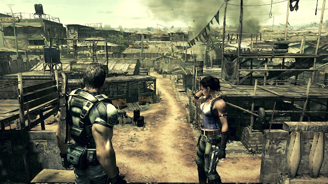 Resident Evil 5 PC Captura 4