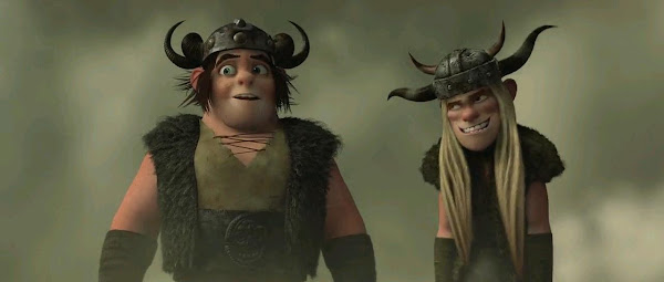 Single Resumable Download Link For Hollywood Movie How to Train Your Dragon (2010) In  Dual Audio