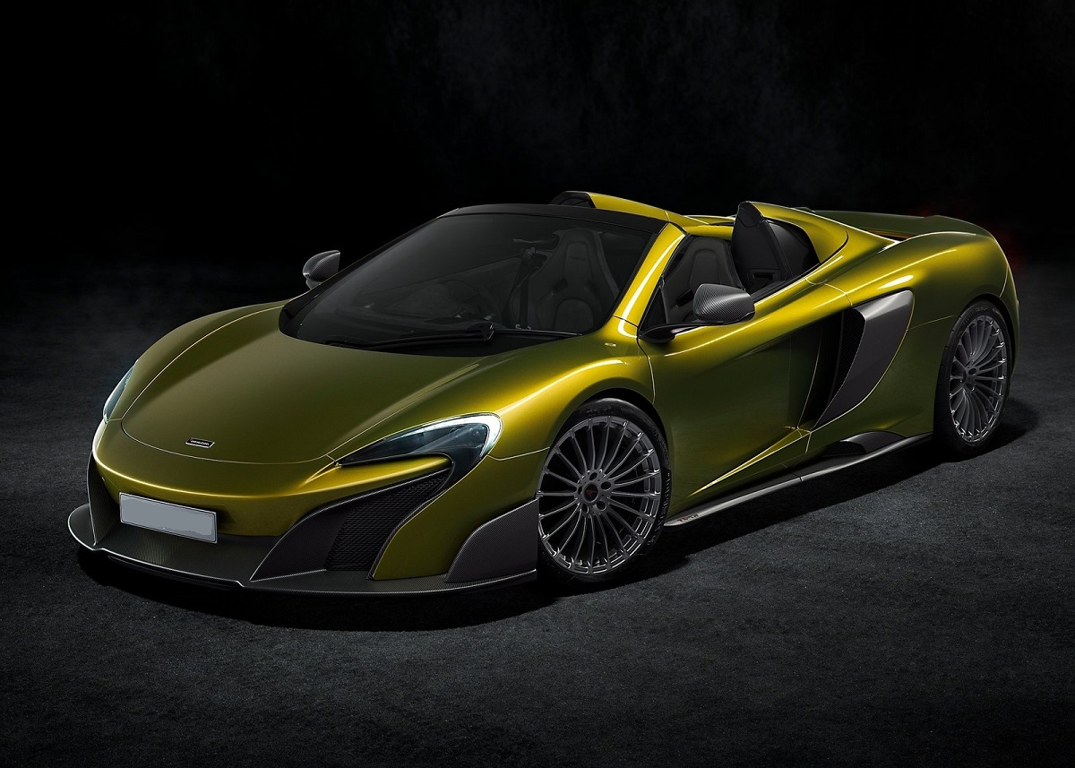 McLaren 675LT Spider - 3.8-litre twin turbo V8 675PS | Car Reviews ...