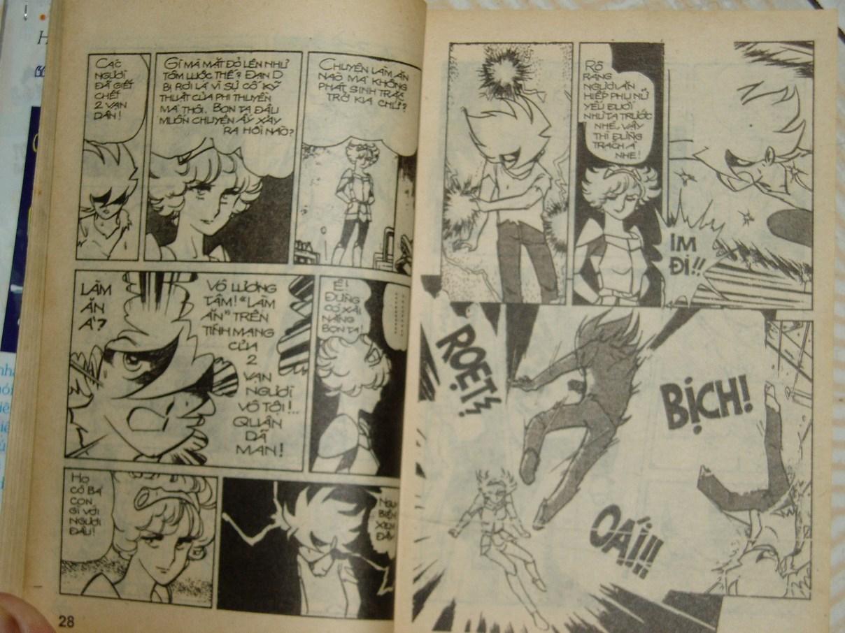 Siêu nhân Locke vol 04 trang 14