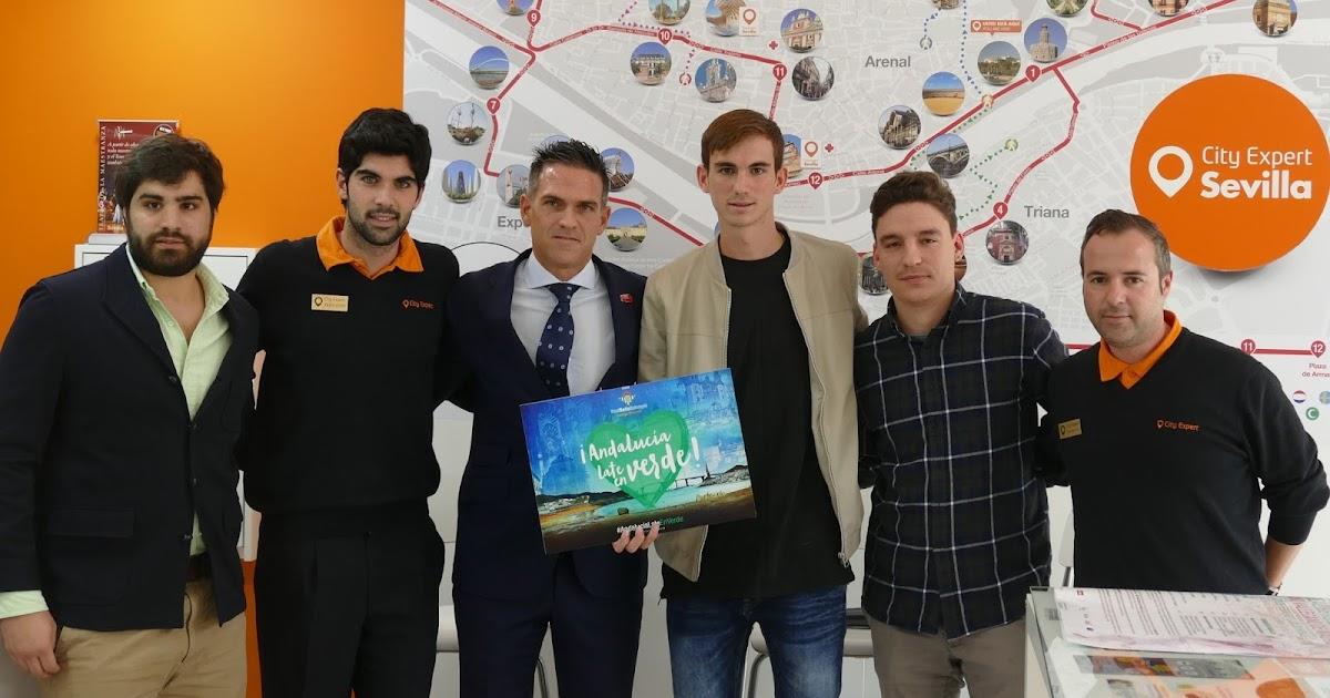 Gel n noticias city expert colabora con el real betis for Oficinas rayo vallecano