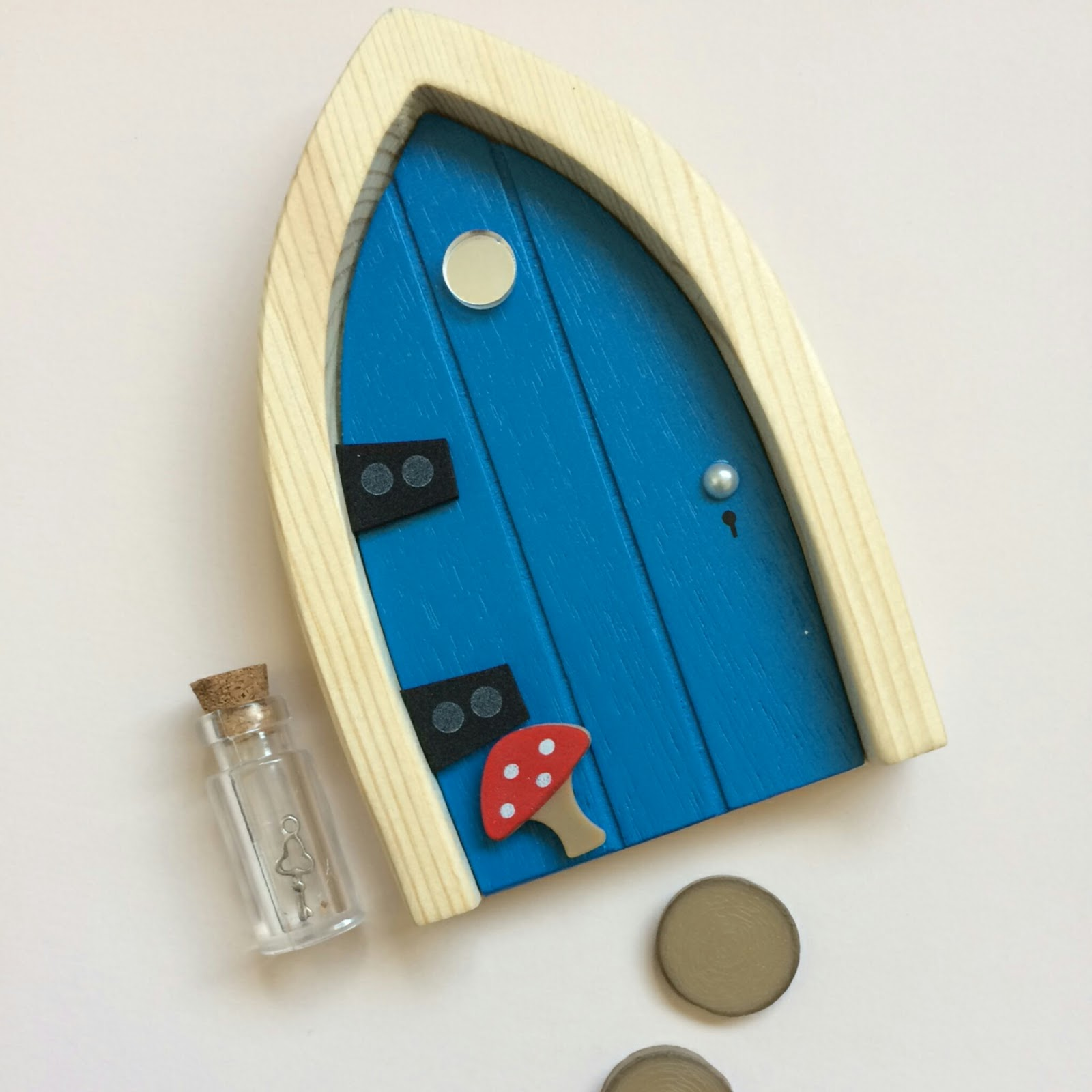 They aim to create memorable moments and magic. We were recently sent our own fairy door so that we could welcome a fairy into our home. & They Grow So Quick: The Irish Fairy Door Company Review