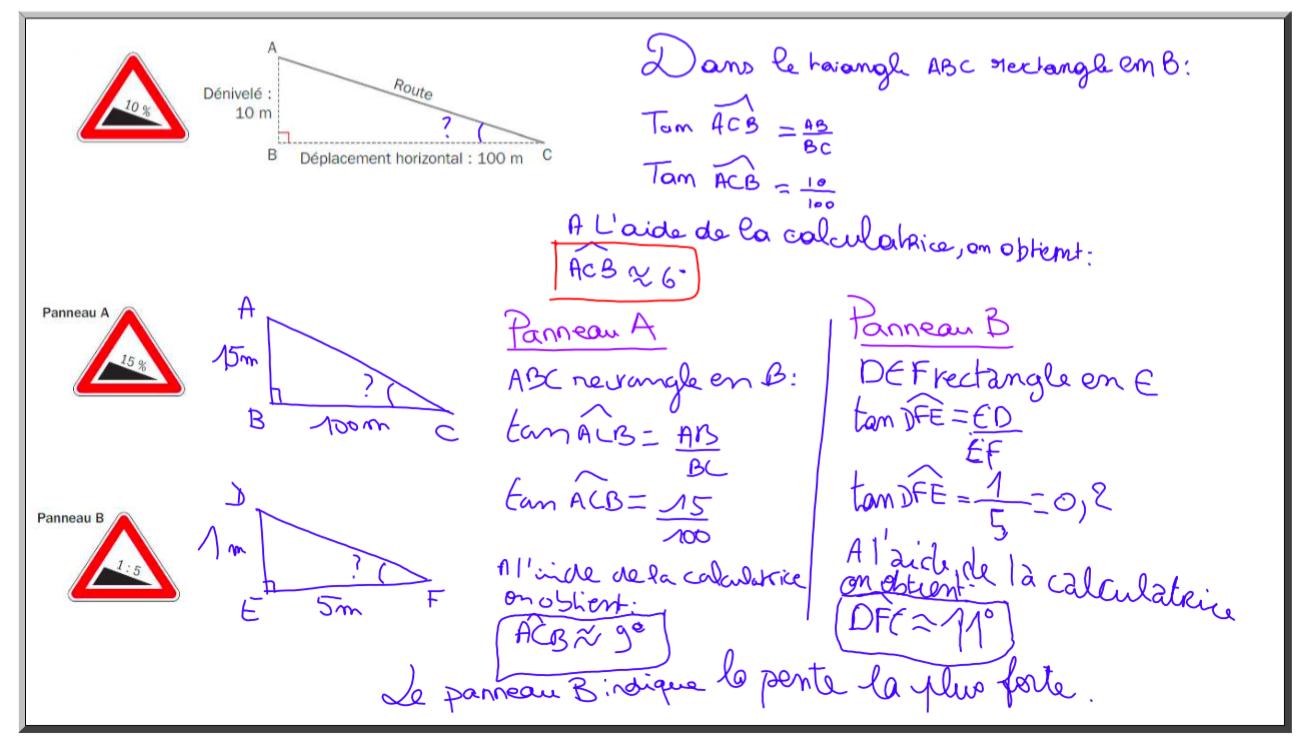 JJMath Le blog de Mme Jacquet: 3ème - Exercices de ...