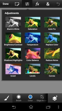 Photoshop Touch for Phone free download