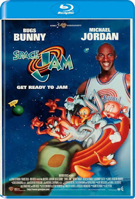 Space Jam 1996 BD25 Latino