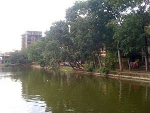 Ranir Pond (Pukurghat) Tangail - Short Description