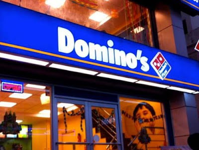 Domino's 20% Off on Purchase of Rs 400 Or More [Only Today]