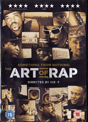 Something From Nothing: The Art Of Rap (2012) (DVD)