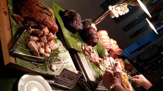 FOr the carnivore! Bagnet, lechon baka, lechon chili belly, lechon manok inasal.