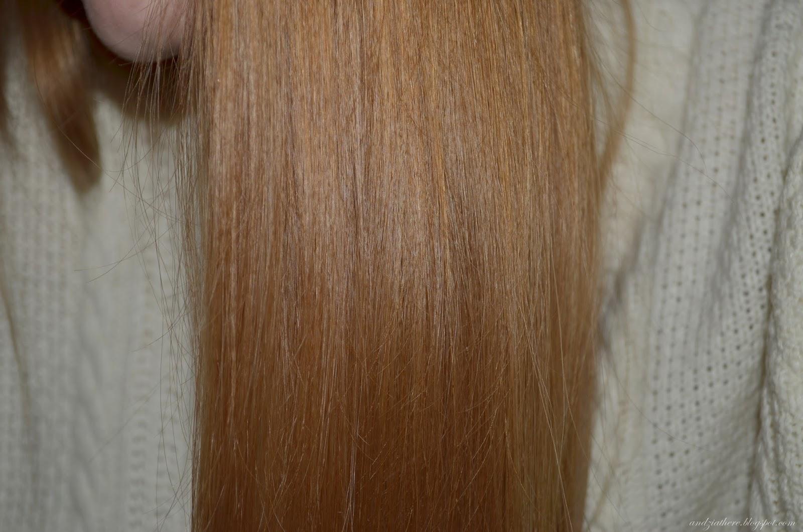 ile utrzymuje się keratynowe prostowanie włosów