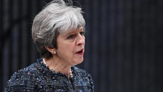 May acusa a UE de usar brexit para afectar comicios en R. Unido