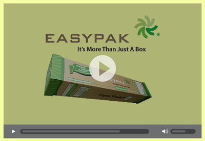 EasyPak Pre-Maid Mail-In Universal Waste Recycling Containers