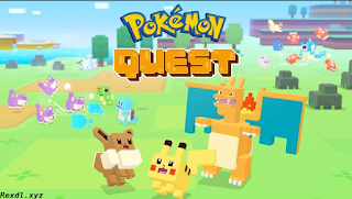 Free Download  MOD APK Pokemon Quest