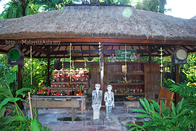 Jamu Classes in Indonesia