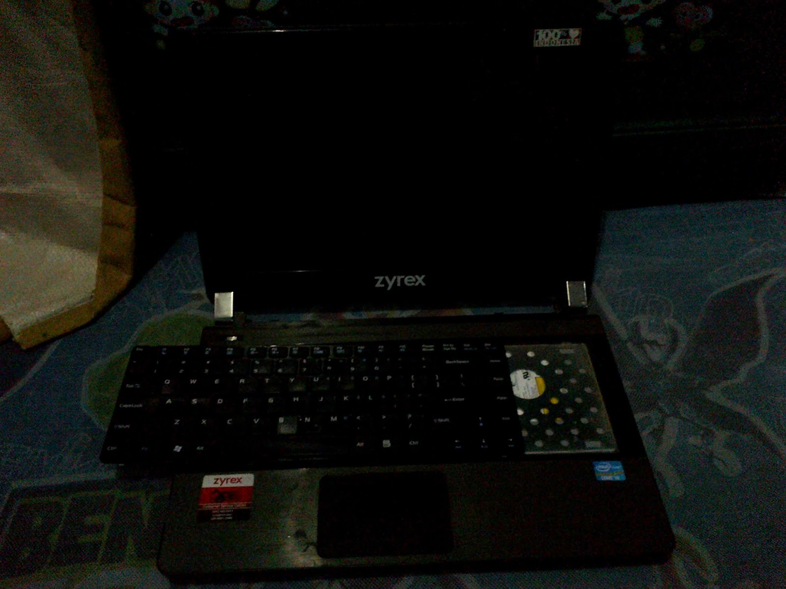 Laptop Kesayangan