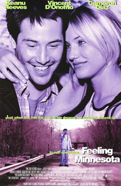 Feeling Minnesota movie poster