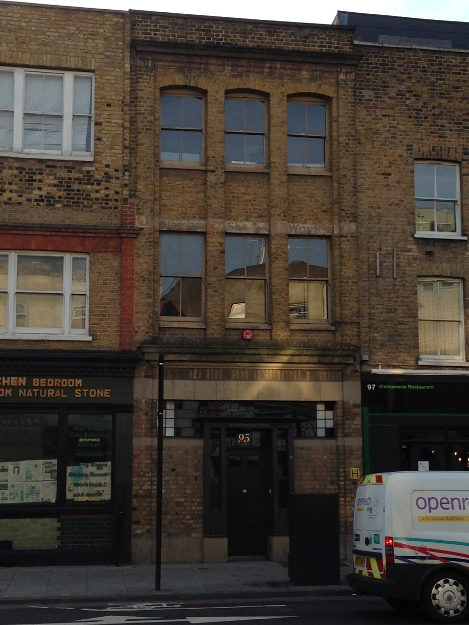 Tramshed Shoreditch: An Urban Wander From Shoreditch To Hackney (part 1 Of 3