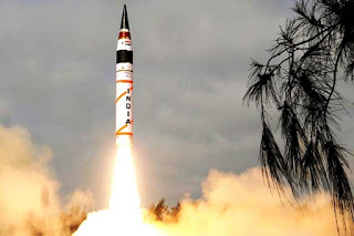 India successfully conducted night trial of Agni-I ballistic missile