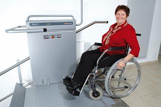 Ceny platrform schodowych dla osób niepełnosprawnych
