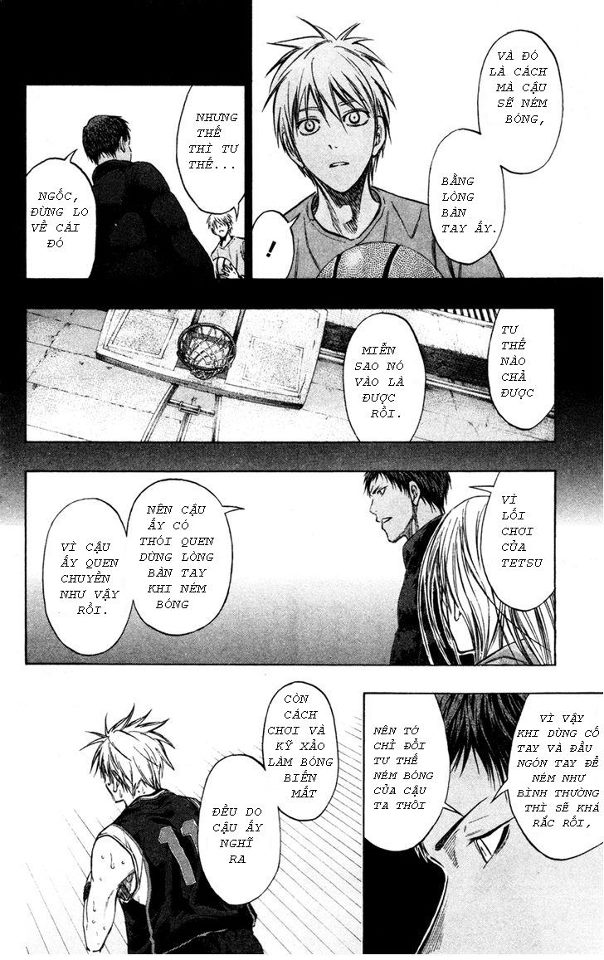 Kuroko No Basket chap 149 trang 5