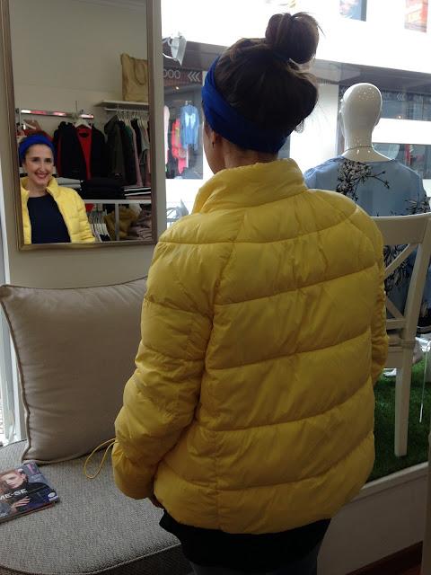 blusão amarelo da vero moda, na shanna boutique