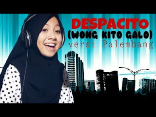 Despacito Versi Palembang Wong Kito Mp3