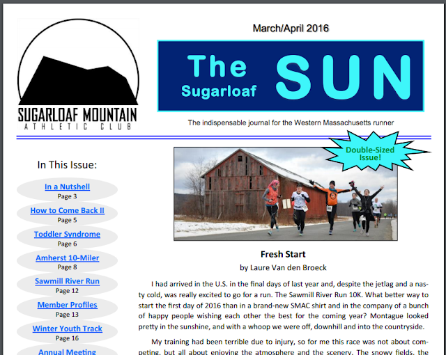 March/April 2016 issue of The Sugarloaf Sun