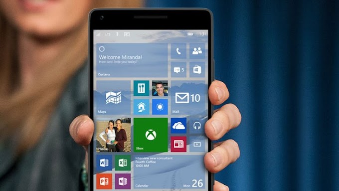 Microsoft outlines upcoming Windows 10 phone interface, teases September release
