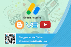 Benarkah Penghasilan Blogger Lebih Kecil daripada YouTuber?