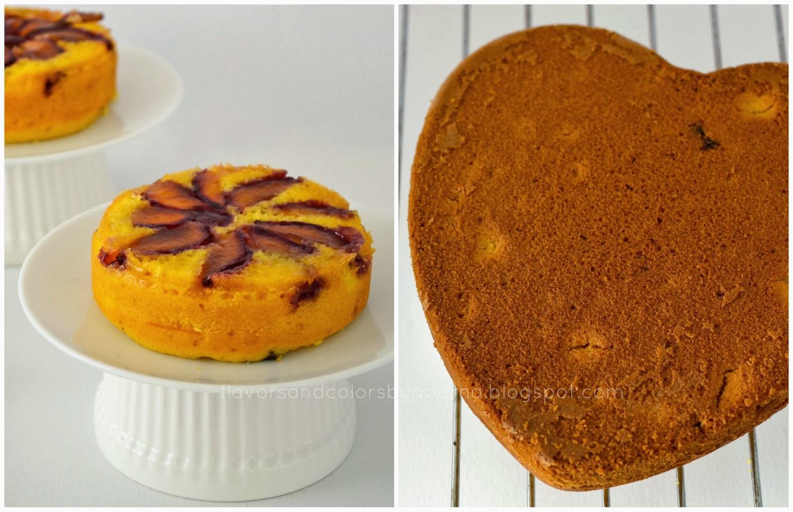 Eggless Plum Cake Recipe Tarla Dalal