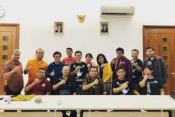 Bincang Solusi Tim Komsos Dengan DPH  Paroki Harapan Indah