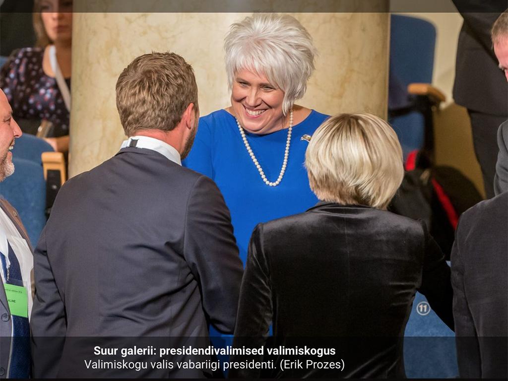cb58ab9aa7a Ülal pildil Õnneseen ja all Marina Kaljurand (Postimehe veebist):