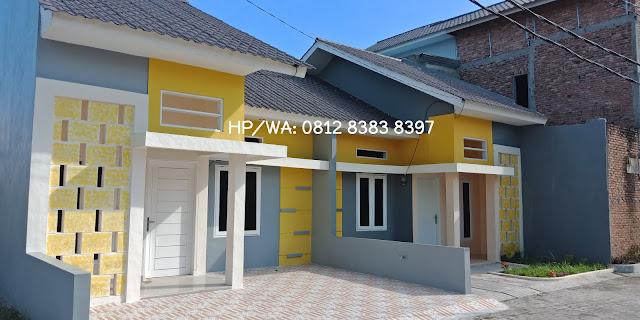 Rumah Minimalis Murah Hanya 300 Juta Di Daerah Medan Tenggara (Menteng) Medan Sumatera Utara