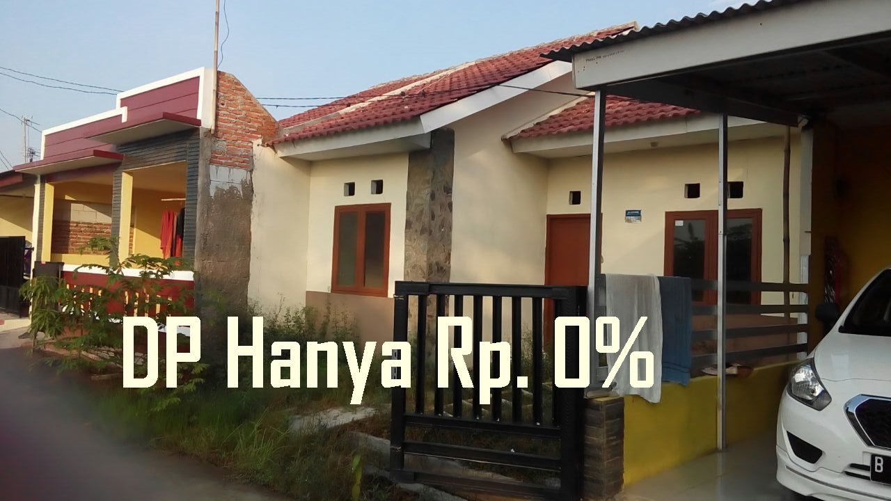Image Result For Rumah Subsidi