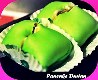 Resep Membuat Pancake Durian Sederhana