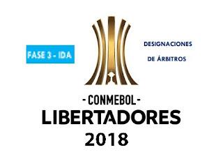 arbitros-futbol-designaciones-libertadores